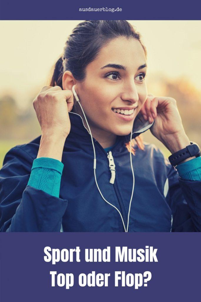 Sport und Musik - eine gute Idee oder ein no go? Wie dich die richtige Musik beim Sport untsertützen und motivieren kann, erfährst du in diesem Artikel.