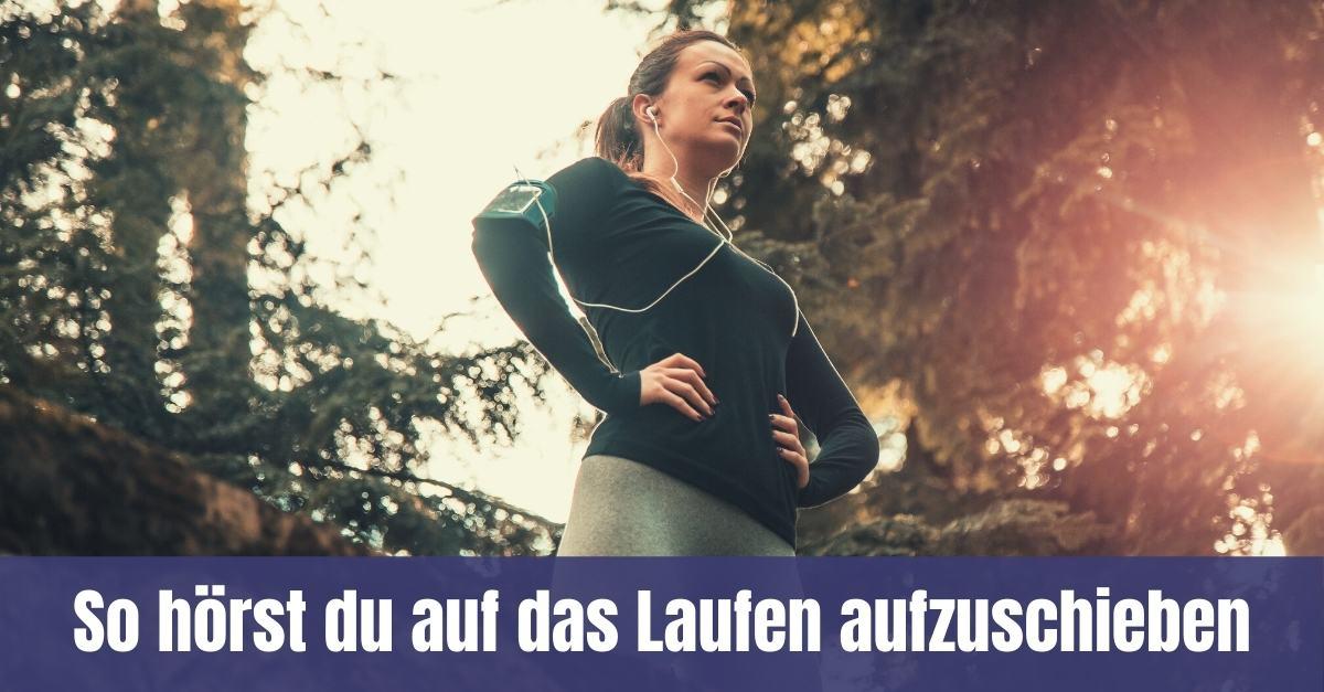 Du willst regelmäßig laufen, aber es fällt dir schwer es zu tun? Dann wecke heute die Disziplin im Läufer in dir.