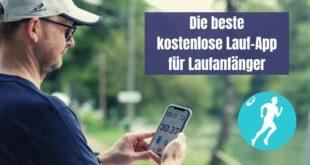 Die beste kostenlose Lauf-App für Anfänger - Runkeeper