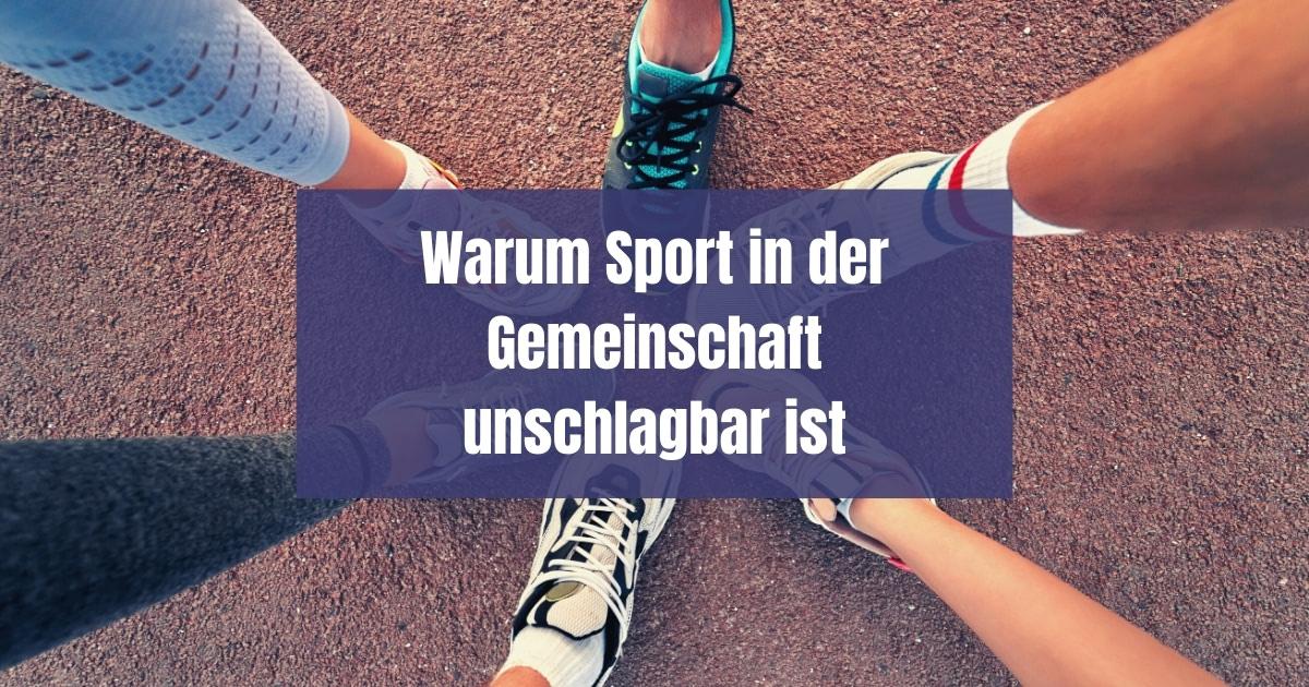 Zusammen Sport zu machen ist unschlagbar! Warum das so ist, welcher Sport sich eignet und wo du Partner findest, erfährst du hier.