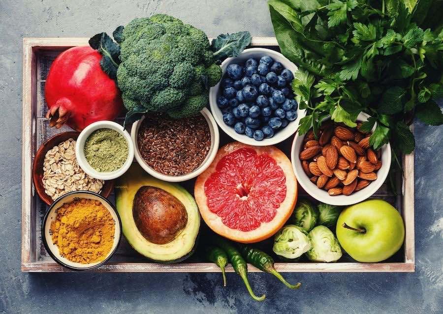 Gesundes Essen - Gesund abnehmen mit über 40? Mit diesen Tipps klappts!
