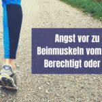 Angst vor zu viel Beinmuskeln vom Laufen – Berechtigt oder nicht?