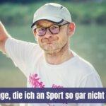 5 Dinge, die ich an Sport so gar nicht mag