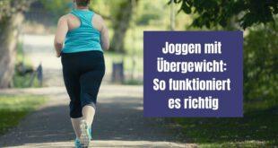 Joggen mit Übergewicht - geht das? Na klar! Was du beachten solltest, um langfristig Spaß am Joggen zu haben, erfährst du hier.